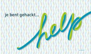 wordpress-website-gehackt