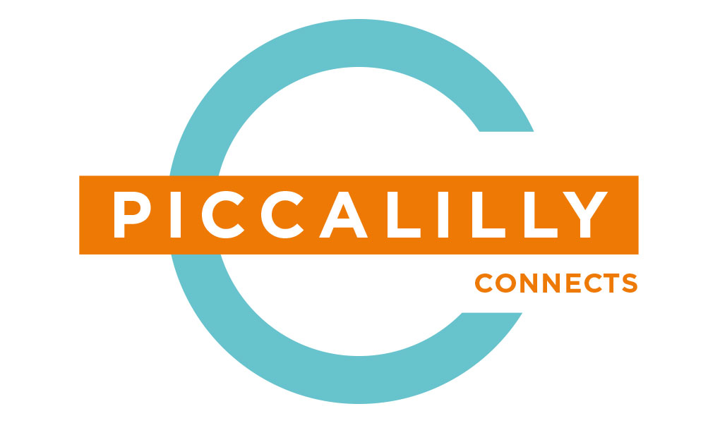 logo ontwerp piccalilly connects