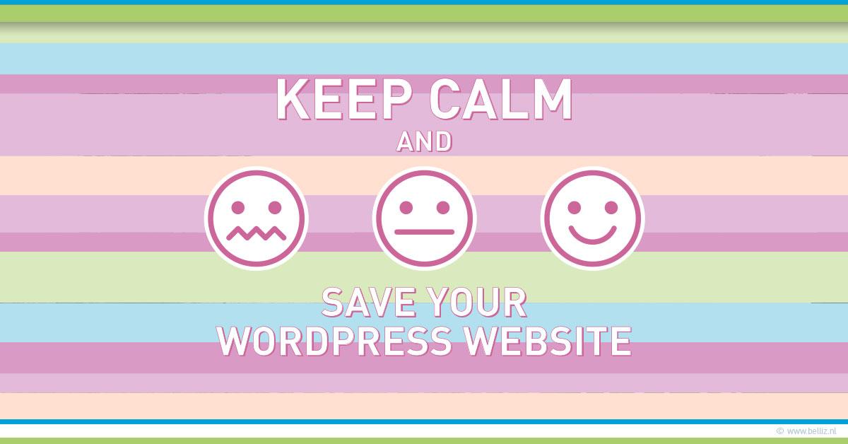 wordpress-onderhoudspakket